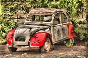 So verkaufen Sie Ihr altes Auto.